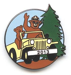 Picture of Smokey Bear Annual Commemorative - 2013