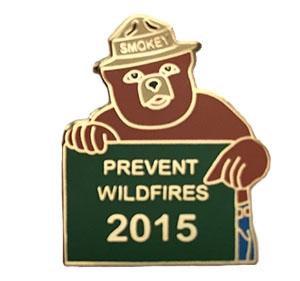 Picture of Smokey Bear Annual Commemorative - 2015